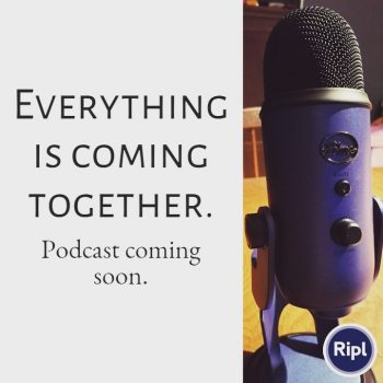 podcast launching